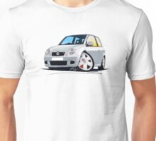 VW Lupo GTi Silver Unisex T-Shirt