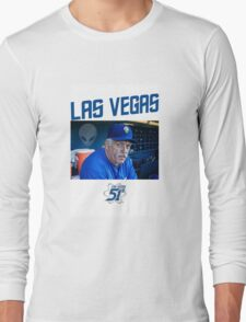 Wally Backman Long Sleeve T-Shirt