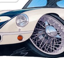 Lotus Elite Racer Sticker