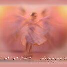Little Angel © Pink Ballerina by Vicki Ferrari
