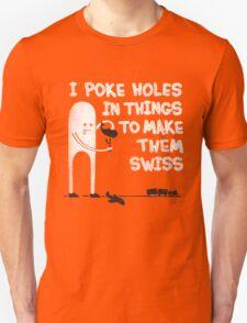 Swiss Happens! Unisex T-Shirt