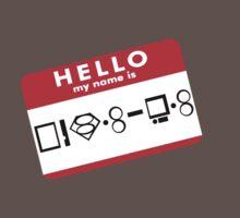 Hello, My Name is Kal-El by gregoryvg30de