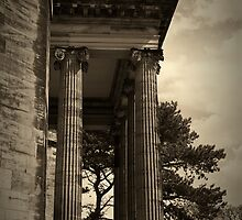 Baroque Portico by Violaman