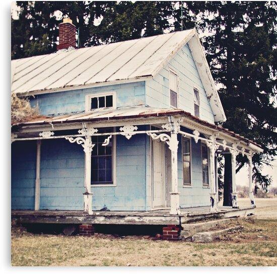 The Abandoned Dollhouse 3 by Bethany Helzer