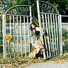 Enter these Gates with Thanksgiving by evon ski