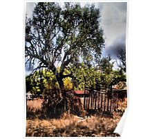 In The Shade Of A Tree     ( BoneYard Series ) Poster
