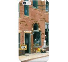 Open, Asheboro iPhone Case/Skin