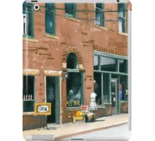 Open, Asheboro iPad Case/Skin