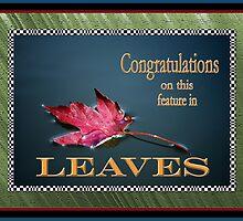Leaves by LjMaxx