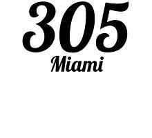 305 Miami by GiftIdea