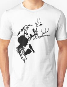 And then I was one with nature... Unisex T-Shirt