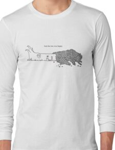 The End - Special Storybook Ending Version Long Sleeve T-Shirt