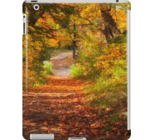 Autumn Colours 8 - MacKenzie-King Estate iPad Case/Skin