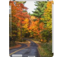 Autumn Colours 5 - MacKenzie-King Estate iPad Case/Skin