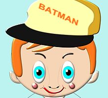 Batman Toon Boy No 22 by Dennis Melling