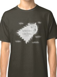 Winters a Coming Classic T-Shirt
