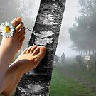 Villagers Morning by Igor Zenin