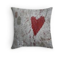 Love / Death Throw Pillow
