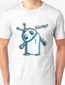 Bleep the Robot Unisex T-Shirt