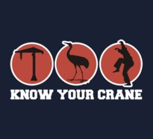 Know Your Crane by McPod