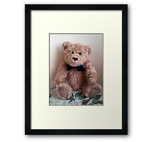 'William' Framed Print