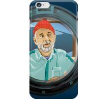 Porthole Steve iPhone Case/Skin