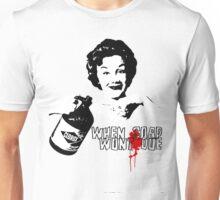 When soap wont due. Unisex T-Shirt