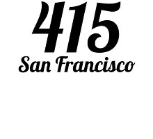 415 San Francisco by GiftIdea