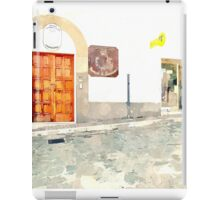 Laureana Cilento: post office and town hall iPad Case/Skin