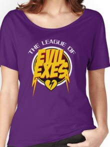 The League of Evil Exes Women's Relaxed Fit T-Shirt