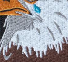 Frequent Crier Patch Sticker