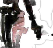 Black Widow: Paint Sticker