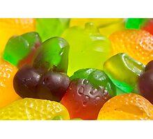 Gummi of Eden 1 Photographic Print