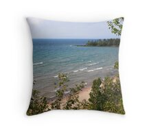 Superior beauty Throw Pillow