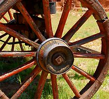 Wheels of our Fathers by David Lee Thompson
