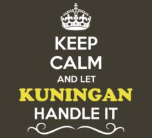 Keep Calm and Let KUNINGAN Handle it by Neilbry