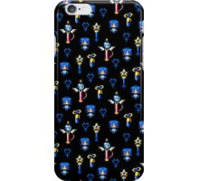 Sailor Mecury - Black iPhone Case/Skin