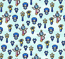 Sailor Mecury - Blue by uenki