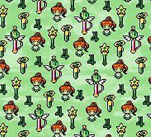 Sailor Jupiter - Green by uenki