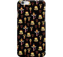 Sailor Venus - Black iPhone Case/Skin