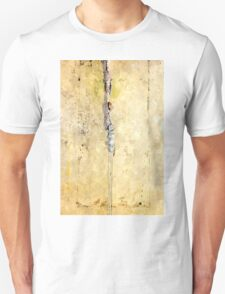 Laureana Cilento: wall with electric wire of the baronian building T-Shirt