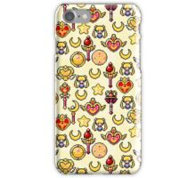 Sailor Moon - Yellow iPhone Case/Skin