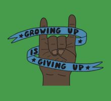 Grow Up Give Up 5 by thebeardguy