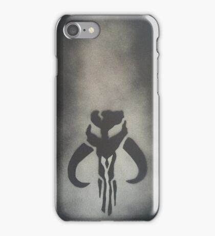 Steam Fett iPhone Case/Skin