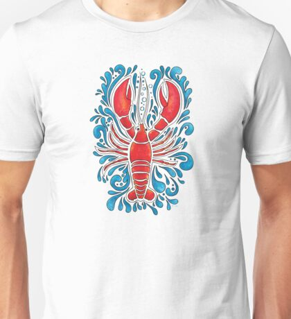 Red Lobster Unisex T-Shirt