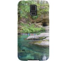 The Entry Way, Rock Springs Samsung Galaxy Case/Skin