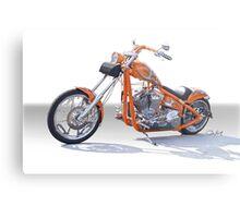 Chopper California Style I Metal Print