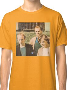 BRIAN ENO MOEBIUS ROEDELIUS - AFTER THE HEAT Classic T-Shirt