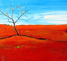 Red Earth   by gillsart