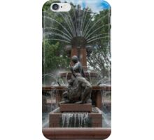 Hyde Park Fountain iPhone Case/Skin